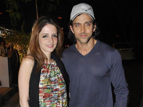 Top Break Ups Story Suzanne Hrithik Roshan Split