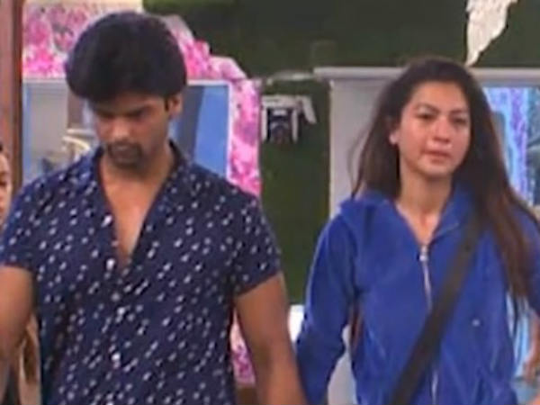 Bigg Boss 7 Kushal Tandon Evicted From The Show Gauhar Khan Shocked