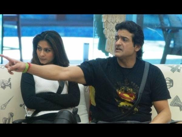 Armaan Kohli Returns Bigg Boss 7 House After Getting Bailyat