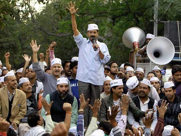 Possible Cabinet Aam Admi Party Delhi