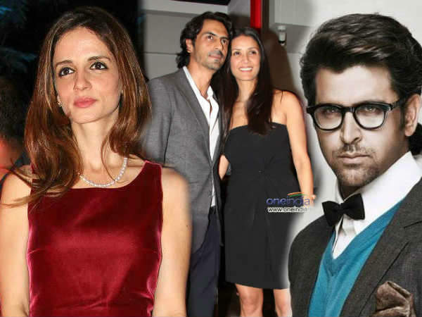 Suzanne Roshan Happy Without Hrithik Roshan