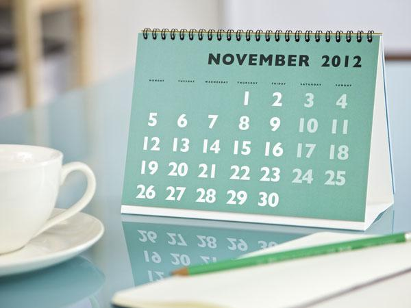 Creative Ways Use Old Calendars