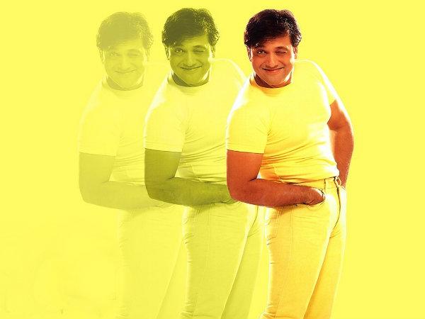Govinda Tunrs 50 Today