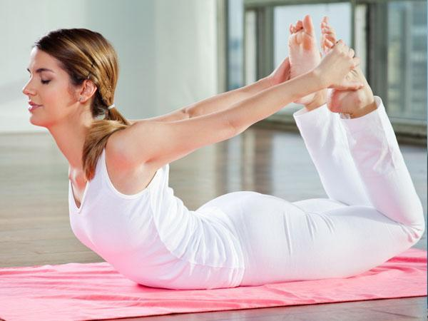 Yoga Poses Boost Your Metabolism