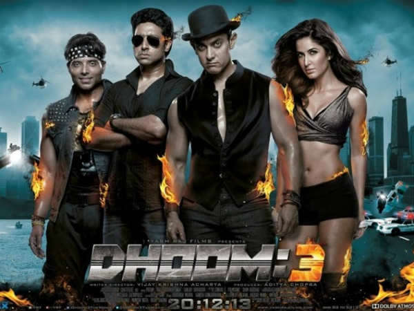 Dhoom 3 Box Office Collection Rs 70 Crore Usa Collection 3 3 Million