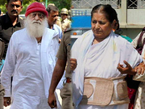 Asaram S Wife And Daughter Released Narayan Sai In Police Custody