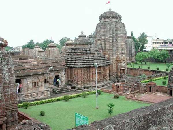 Bhubaneswar Tourism Milieu Temples