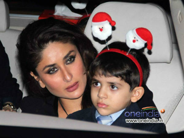 Kareena Kapoor Celebrate Christmas Bollywood Wishes Joy The World