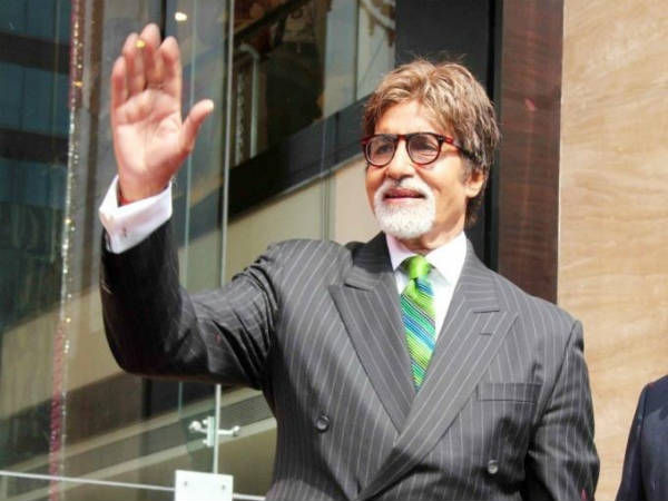 Year 2013 Has Been Eventful Amitabh Bachchan