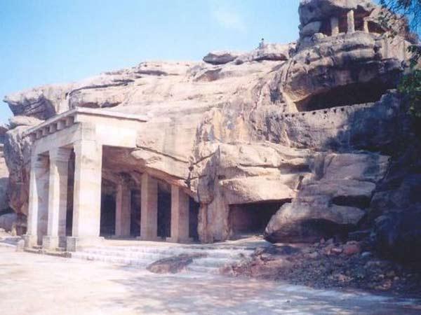Udayagiri Tourism Land Buddhist Pilgrimage