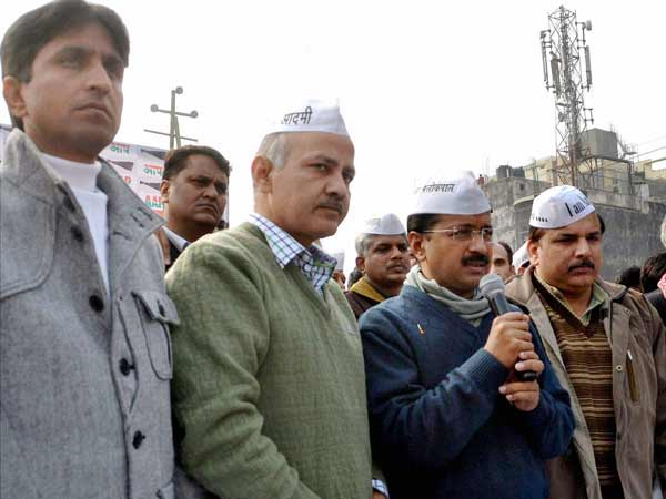 Kumar Vishwas Launch Rally In Amethi On Jan