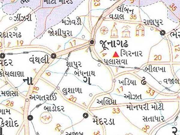 Bus Accident Near Junagadh Two Died