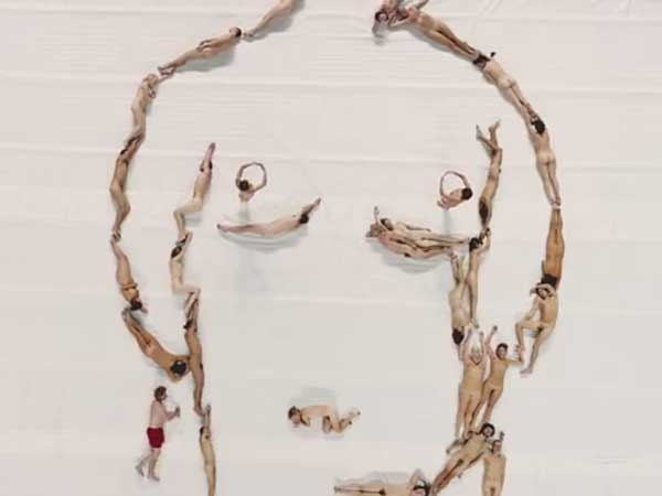 Naked Stop Motion Technology Adv Empowers You Love Your Body