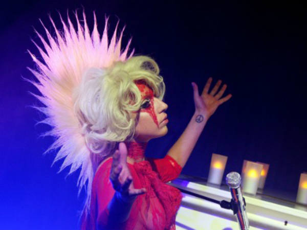 I Did Not Matter Unless I Could Perform Gaga