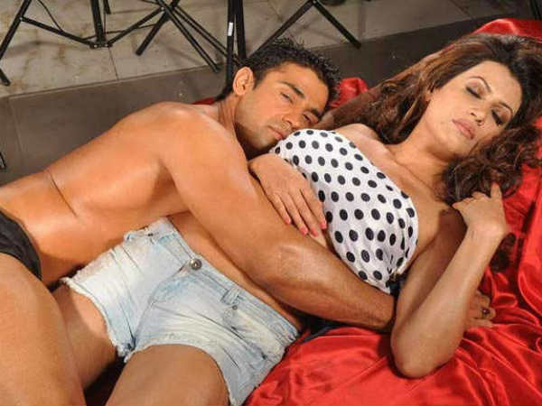 Shocking Pictures Sangram Andy Ajaz Khan