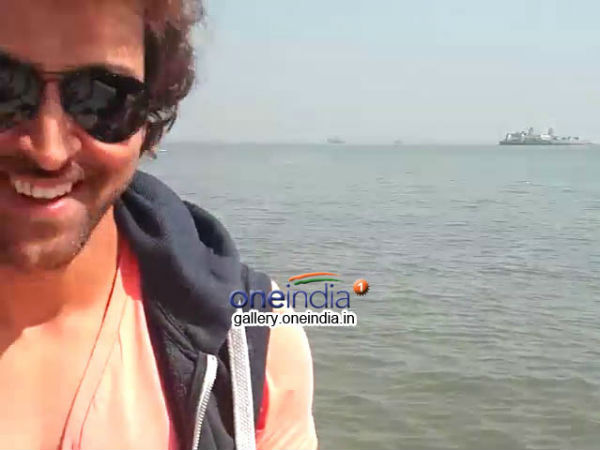 Hrithik Roshan Celebrates 40th Birthday Minus Suzanne Yacht