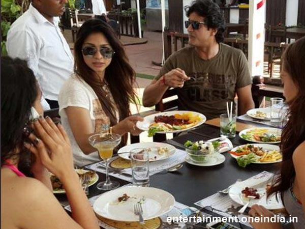 Armaan And Tanisha Are Still Celebrating New Year In Goa