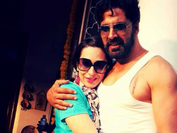 Karisma Kapoor To Do An Item Number In Akshay Kumar Gabbar Movie