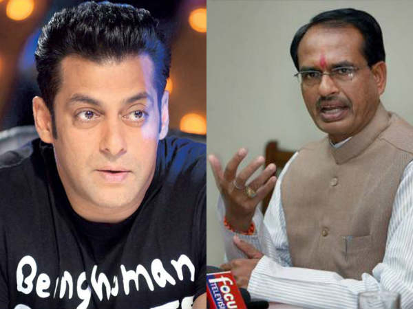 Salman Khan All Praise For Cm Shivraj Singh Chouhan