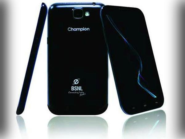 Bsnl Champion Computers Launched Two Cheapest Smartphones
