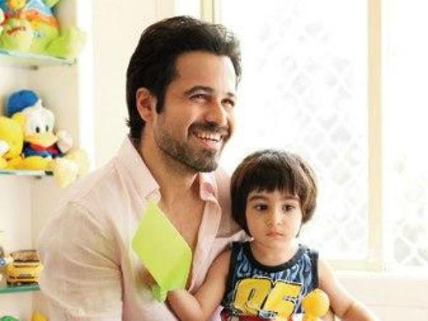 Emraan Hashmi S Four Year Old Son S Tumour Operated Successfully