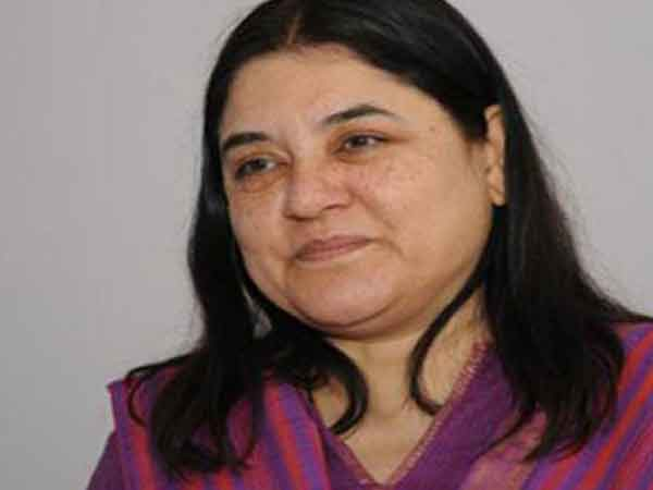 No Gandhi Can Save Congress Maneka