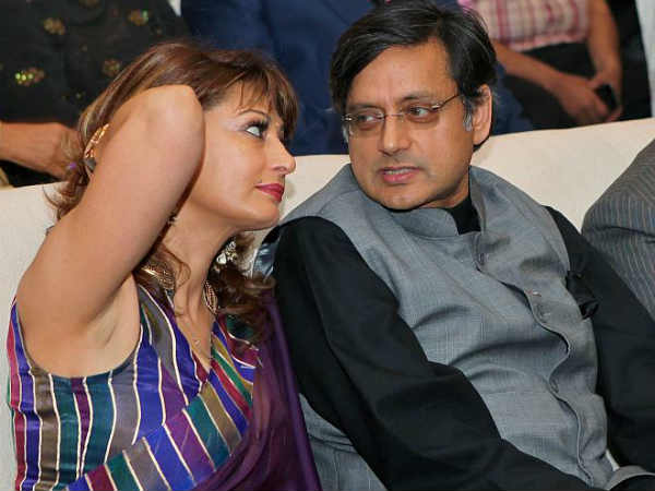 Tharoors Happily Married Amid Twitter Controversy Over Pak Journalist
