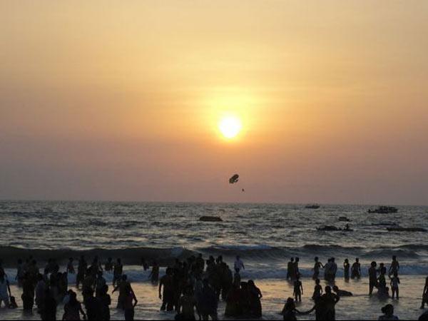 Calangute Tourism The Gem North Goa