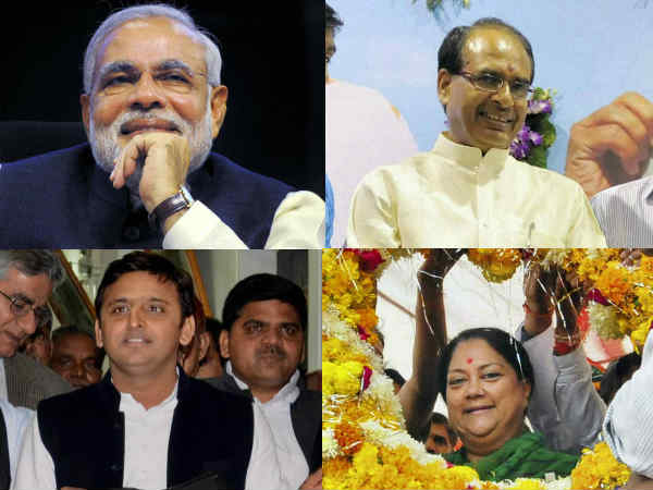 After Becoming Chief Minister These Leaders Are Stick Wealthy Life
