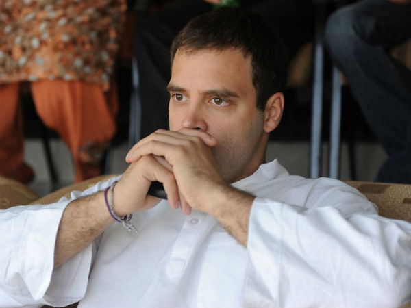 Rahul Gandhi In Focus As Aicc Meet Begins In Delhi