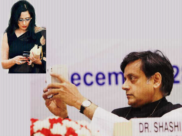 Mehr Tarar Personal Email To Shashi Tharoor On Sunanda Pushkar