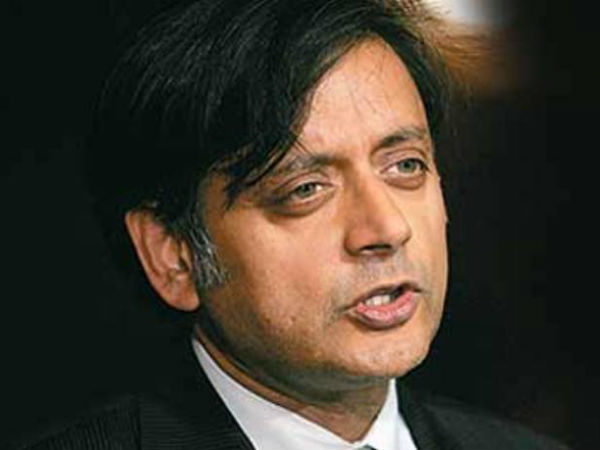 Shashi Tharoor Admitted To Aims After Minor Cardiac Event