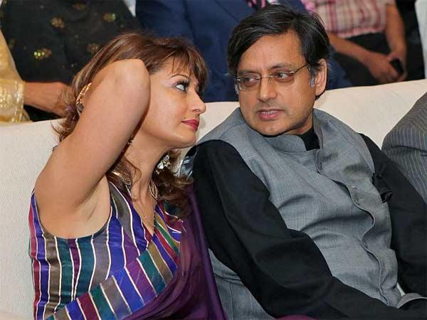 Sunanda Pushkar Death Case Aiim Doctor Alleges Tharoor Influencing Him
