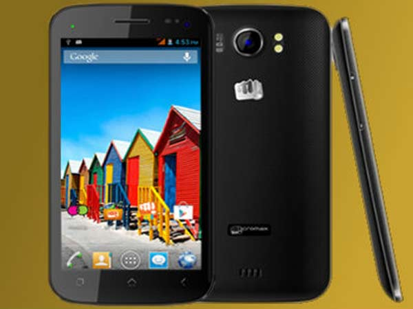Micromax Canvas 2 Plus A11Q