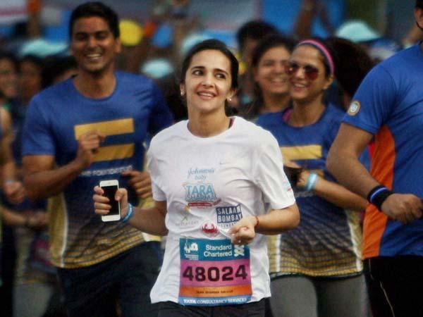 Pics Standard Chartered Mumbai Marathon In Mumbai