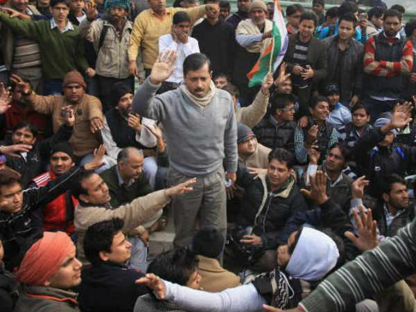Arvind Kejriwal Calls Off Protest Claims Victory