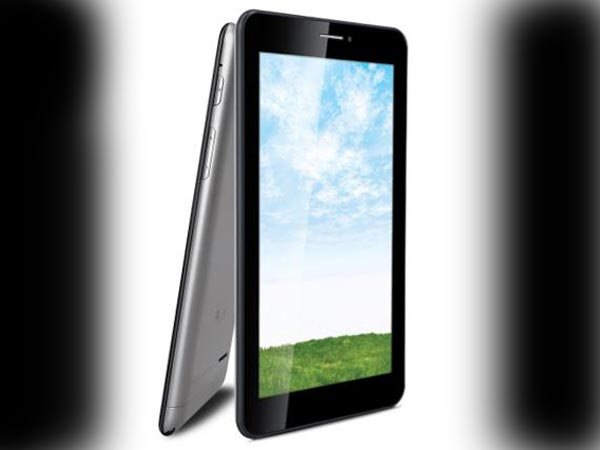 Iball Slide 7236 2g Voice Calling Android 4 2 Tablet Launche