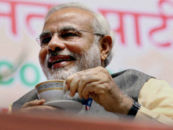 Narendra Modi To Interact With People At 1 000 Tea Stalls