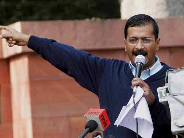 Kejriwal Threatens Flood Rajpath With Aap Supporters