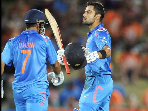India Slip 2nd Spot Icc Odi Rankings
