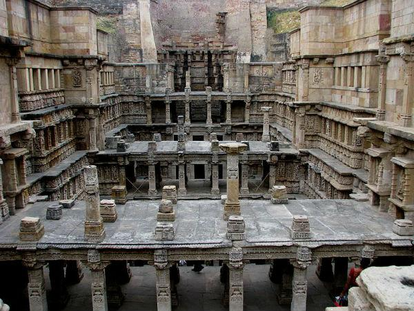 The Ancient Stepwells India