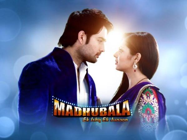 Madhubala Take Leap Sans Vivian