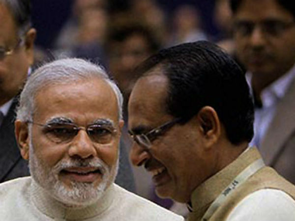 Poll Survey Suggests Bjp In For Near Sweep In Mp Gujarat