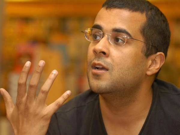 Chetan Bhagat S Reply Aap S Attack
