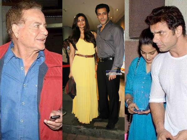 Photos Salman Khan Jai Ho Special Screening