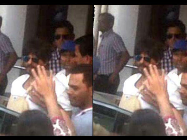 Shahrukh Khan Minor Injury He Absolutely Fine Now Official Statement
