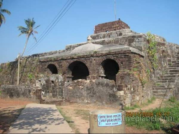 Sindhudurg Tourism Historical Fortress