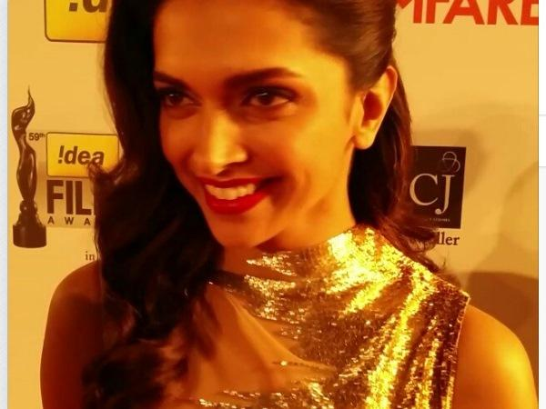 Filmafare Awards Deepika Best Actress Farhaan Best Actor