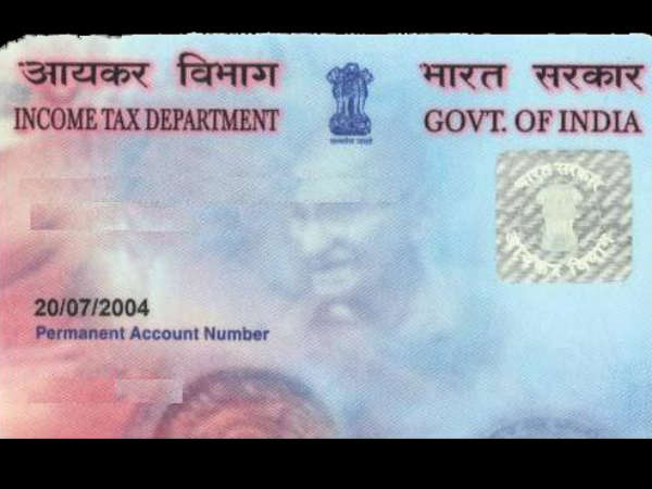 Govt To Tighten Rules For Obtaining Pan Card From Feb
