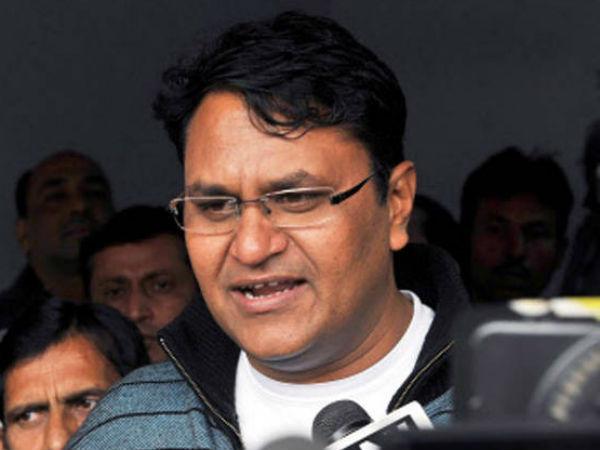 Vinod Kumar Binny Claims Support Of More Aap Mlas